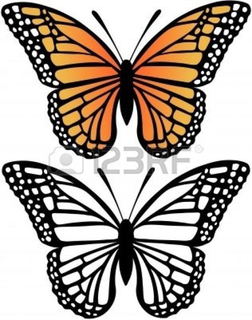 small resolution of 948x1203 free monarch butterfly clip art black and white monarch butterfly