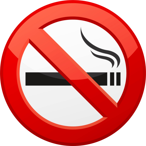 small resolution of no smoking clipart