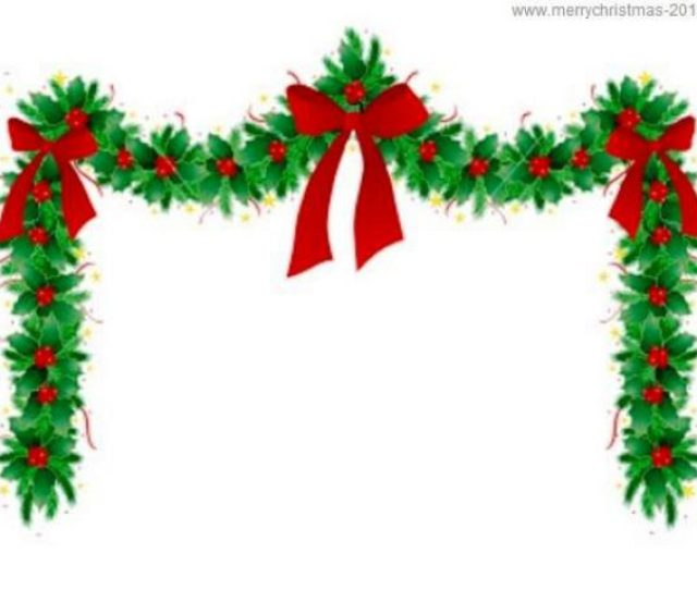 X Old Fashioned Merry Christmas Clipart Banners