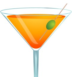 1500x2685 cocktail clipart free [ 1500 x 2685 Pixel ]