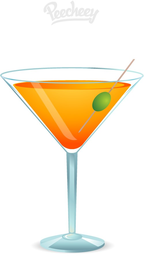 small resolution of 1500x2685 cocktail clipart free