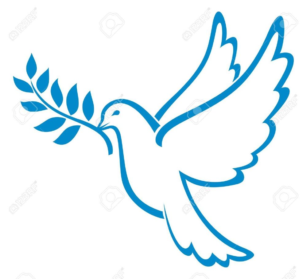 medium resolution of 1300x1181 peace dove with olive branch clip art beautiful 2017 mom tattoo
