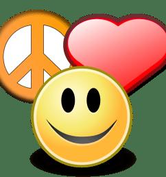 peace sign clipart [ 1979 x 1891 Pixel ]