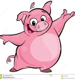 pig clipart [ 1300 x 1266 Pixel ]