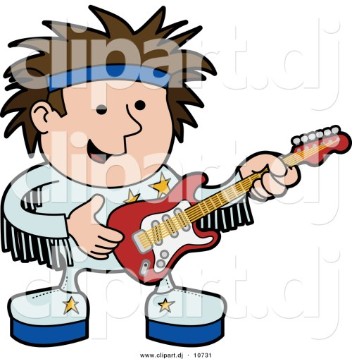 small resolution of 1024x1044 rock and roll guitar clip art clipart panda