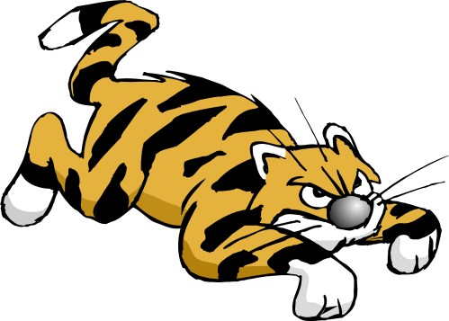 small resolution of 2708x1934 tiger clip arts images free download black and white