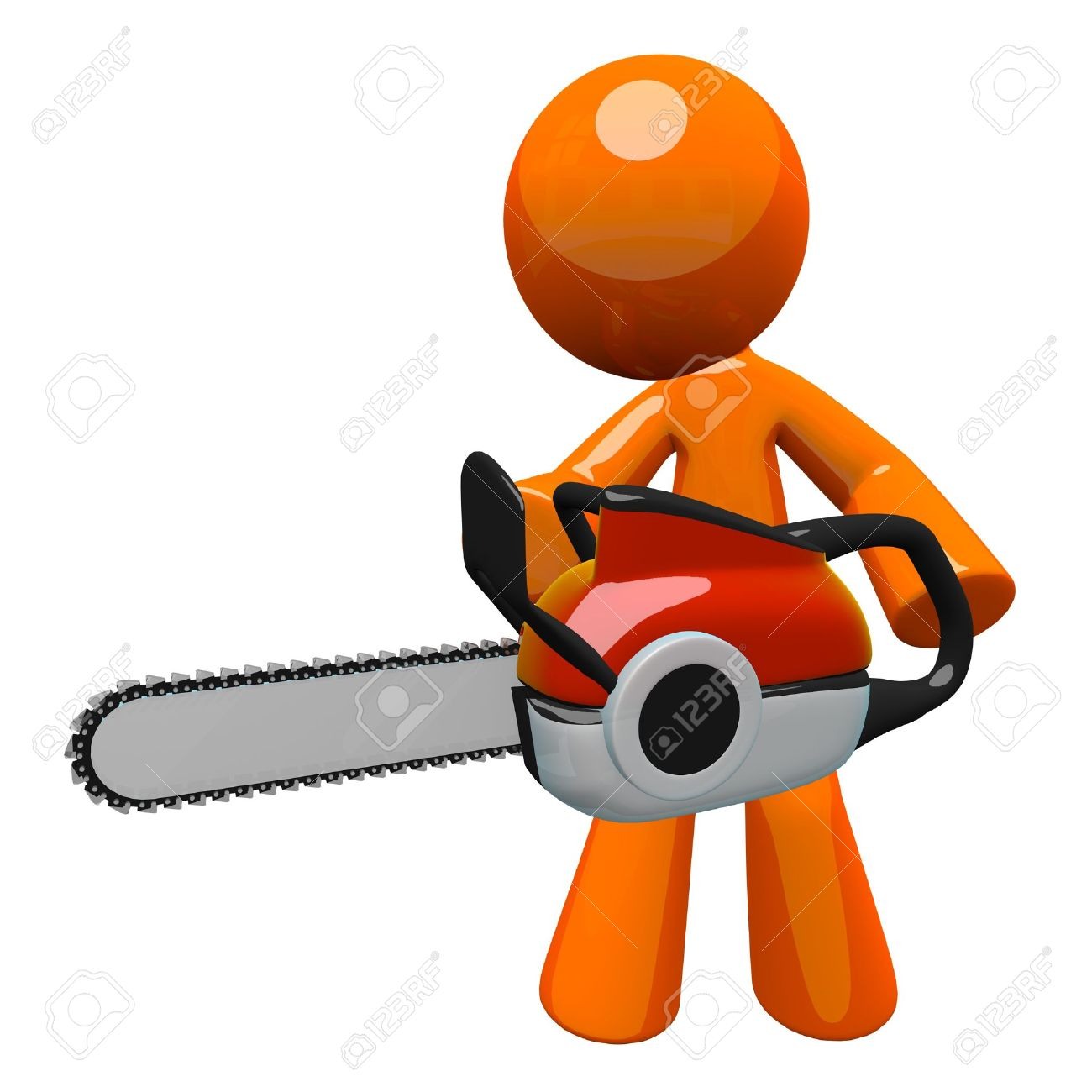 hight resolution of 1300x1300 chainsaw clipart simple