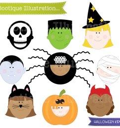 1200x1200 halloween characters free clipart [ 1200 x 1200 Pixel ]