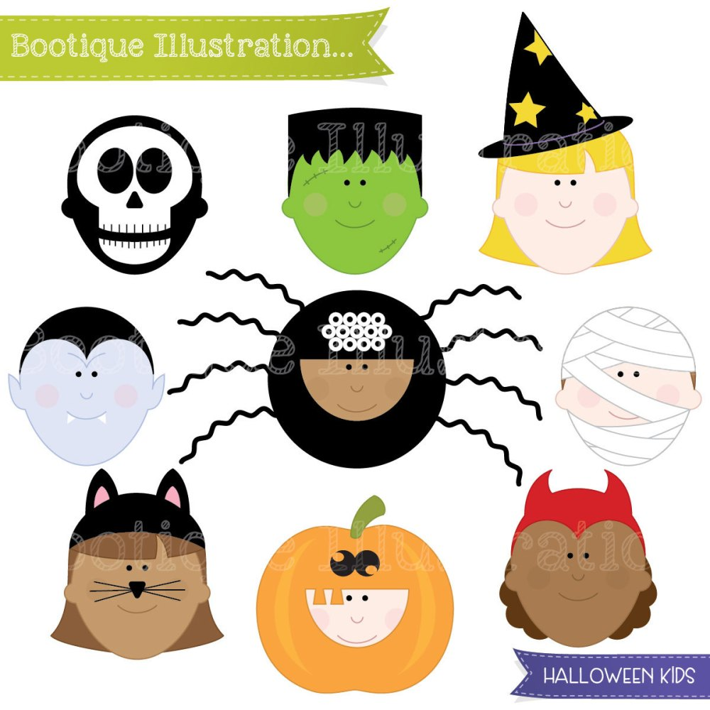 medium resolution of 1200x1200 halloween characters free clipart