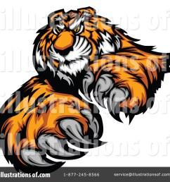 1024x1024 tiger clipart [ 1024 x 1024 Pixel ]