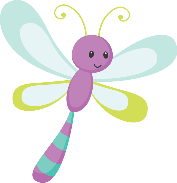 simple fairy clipart