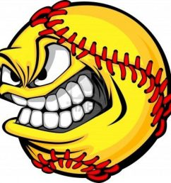 1024x1037 angry softball clipart [ 1024 x 1037 Pixel ]