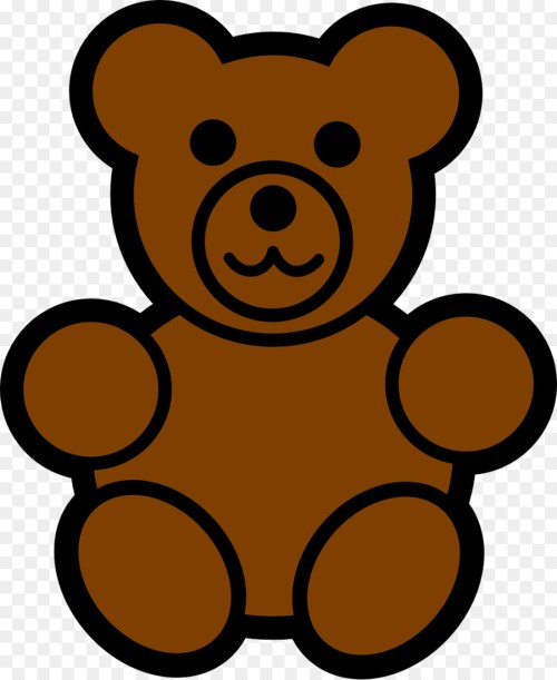 small resolution of 900x1100 baby polar bear teddy bear american black bear clip art
