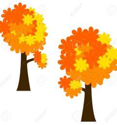 1300x1300 top 85 autumn tree clip art [ 1300 x 1300 Pixel ]