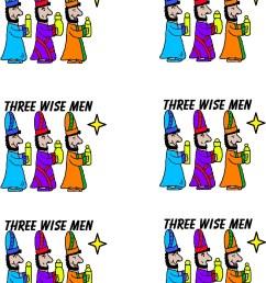1020x1320 three wise men sunday school lesson [ 1020 x 1320 Pixel ]
