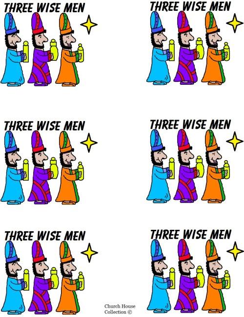 small resolution of 1020x1320 three wise men sunday school lesson
