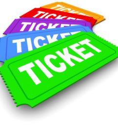 1024x1024 raffle ticket clipart [ 1024 x 1024 Pixel ]