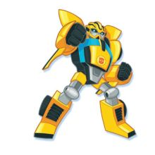 Rescue Bots Coloring Pages Bumblebee