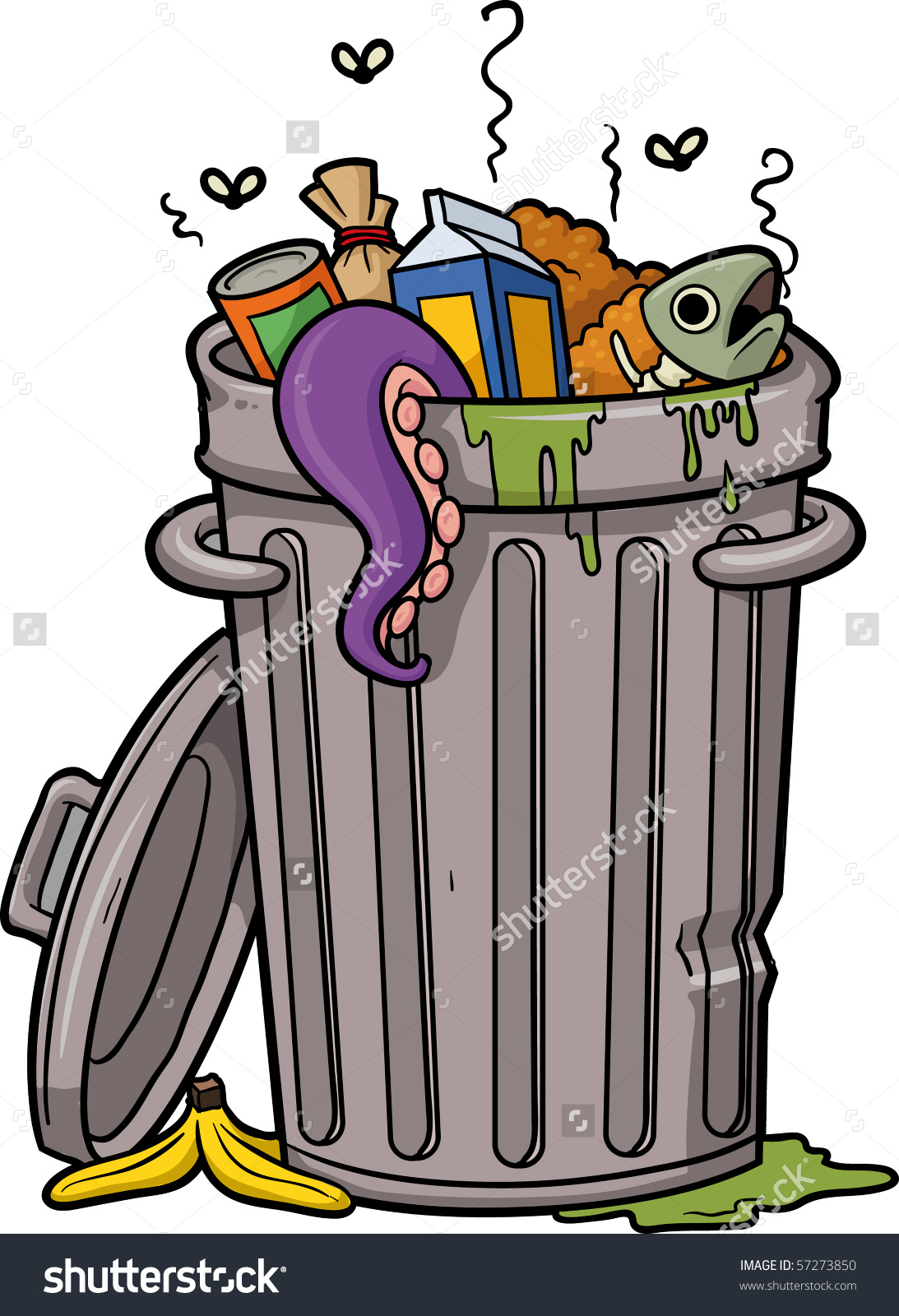 hight resolution of 1093x1600 clip art garbage can clip art
