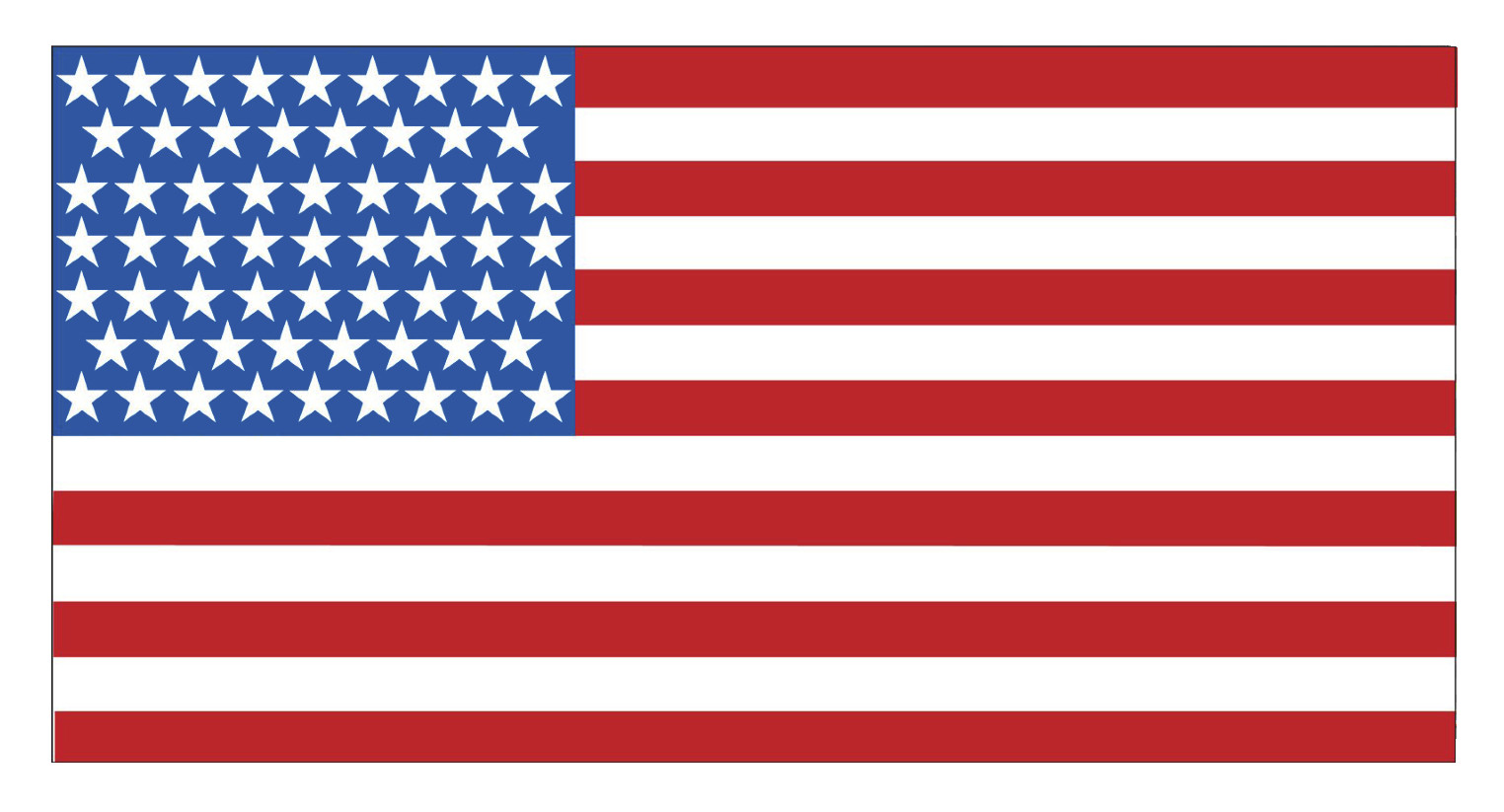 United States Flag Clipart At Getdrawings
