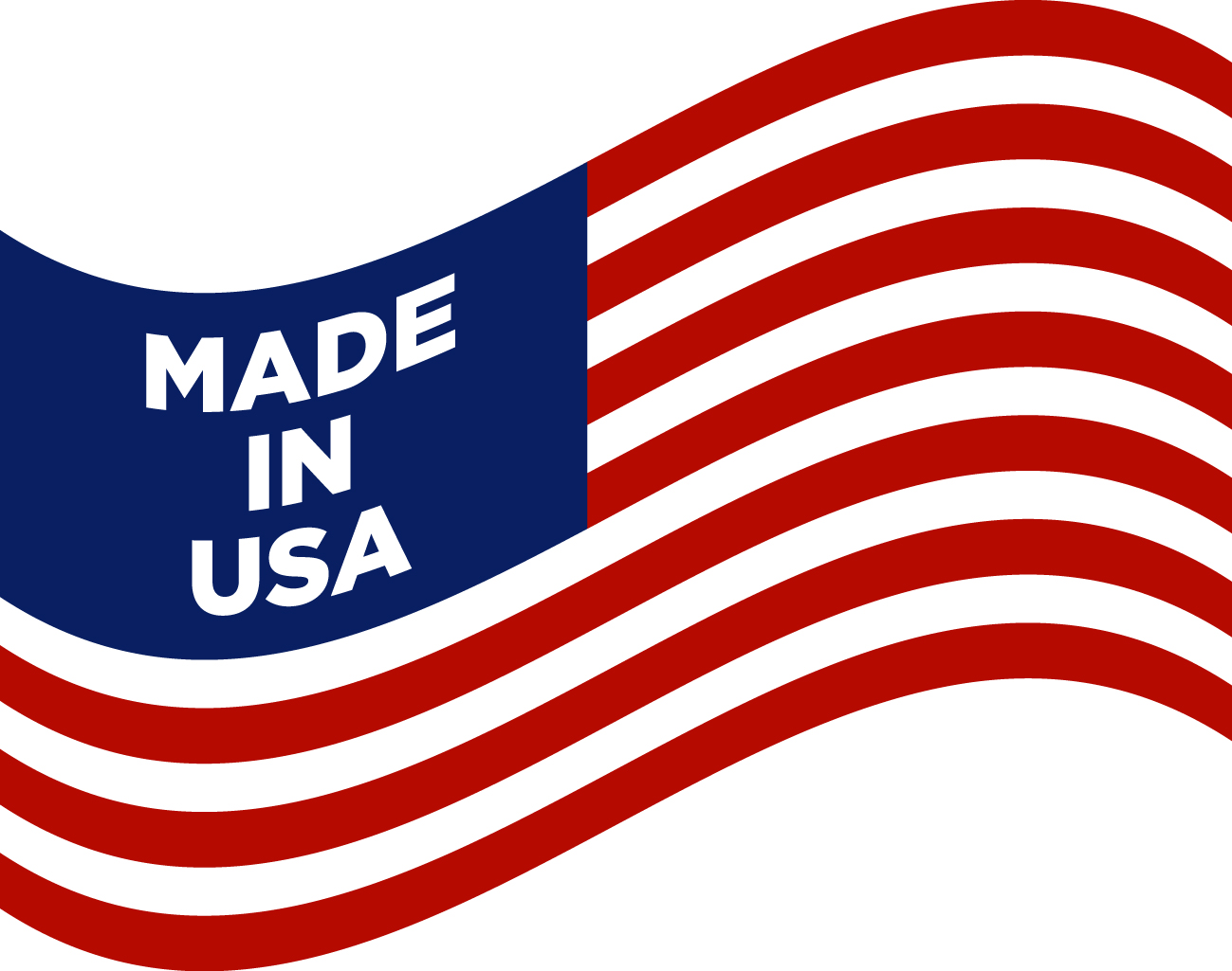 usa flag clipart at