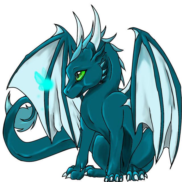 water dragon clipart at