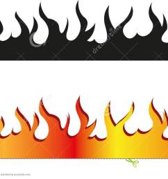 1300x779 flame clipart border free collection download and share flame [ 1300 x 779 Pixel ]