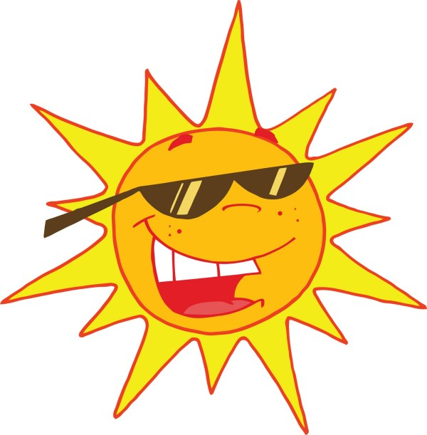 Sunshine Clipart Free Personal
