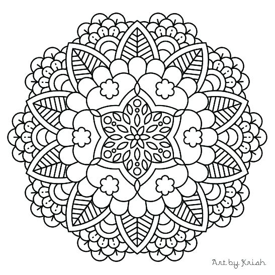 mandala coloring pages online # 61
