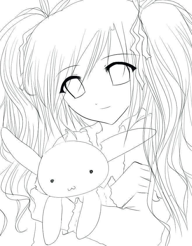 Wolf Anime Coloring Pages : anime, coloring, pages, Anime, Coloring, Pages, Online, GetDrawings, Download