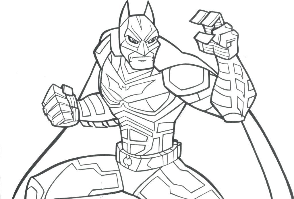 Batman Dark Knight Coloring Pages at GetDrawings.com