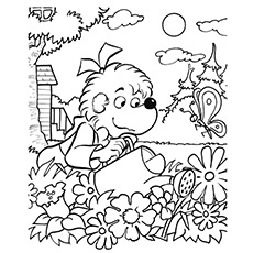 bears coloring pages # 62