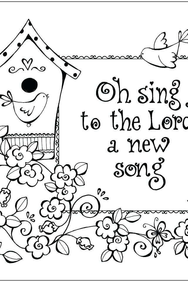 Bible Verse Coloring Pages For Kids at GetDrawings.com