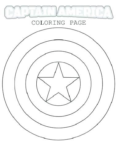 shield coloring page # 71