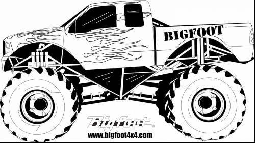 small resolution of chevy silverado coloring pages
