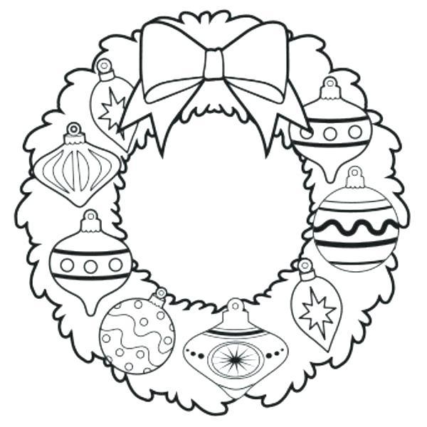 wreath template pdf # 80