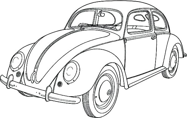 classic muscle car coloring pages at getdrawings  free