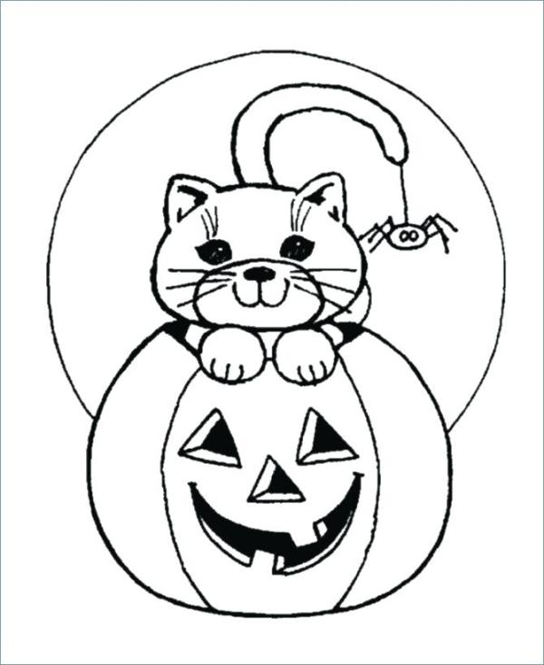 black cat coloring page # 66
