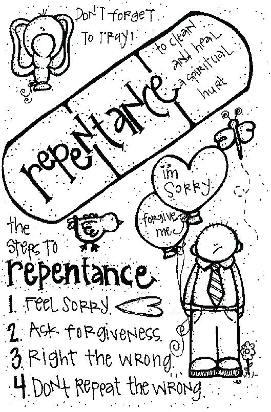 Coloring Pages For Lds Primary Lessons at GetDrawings