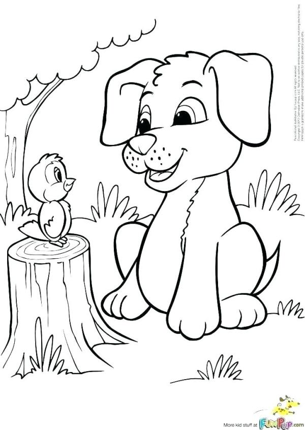 dachshund coloring pages # 61