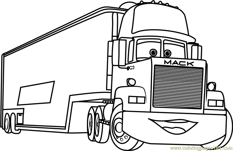 - Coloring Pages Of Cars 3 Coloring Pages For Kids