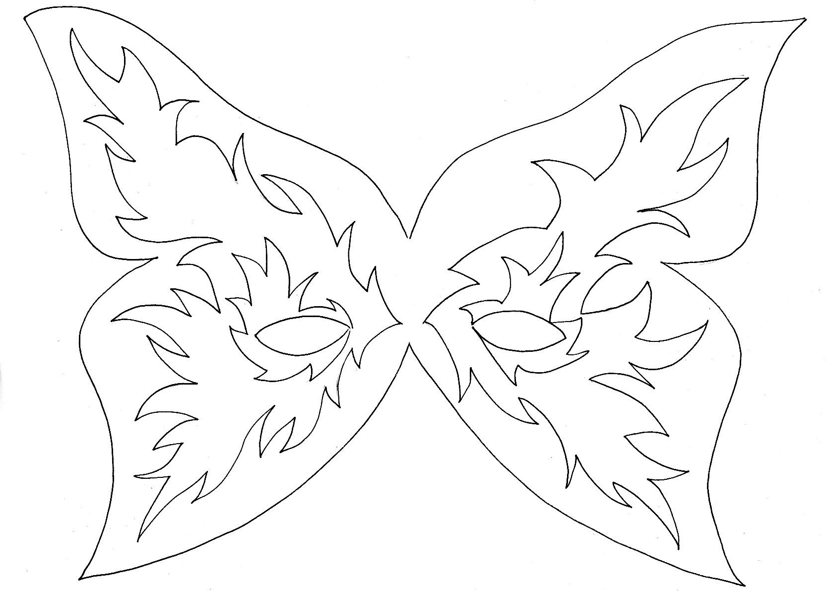 Drama Mask Coloring Pages At Getdrawings