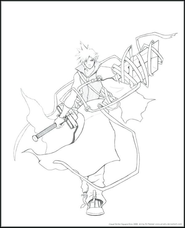 fantasy coloring pages for adults # 31