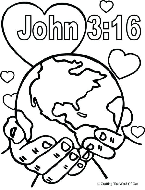 preschool bible coloring pages # 29