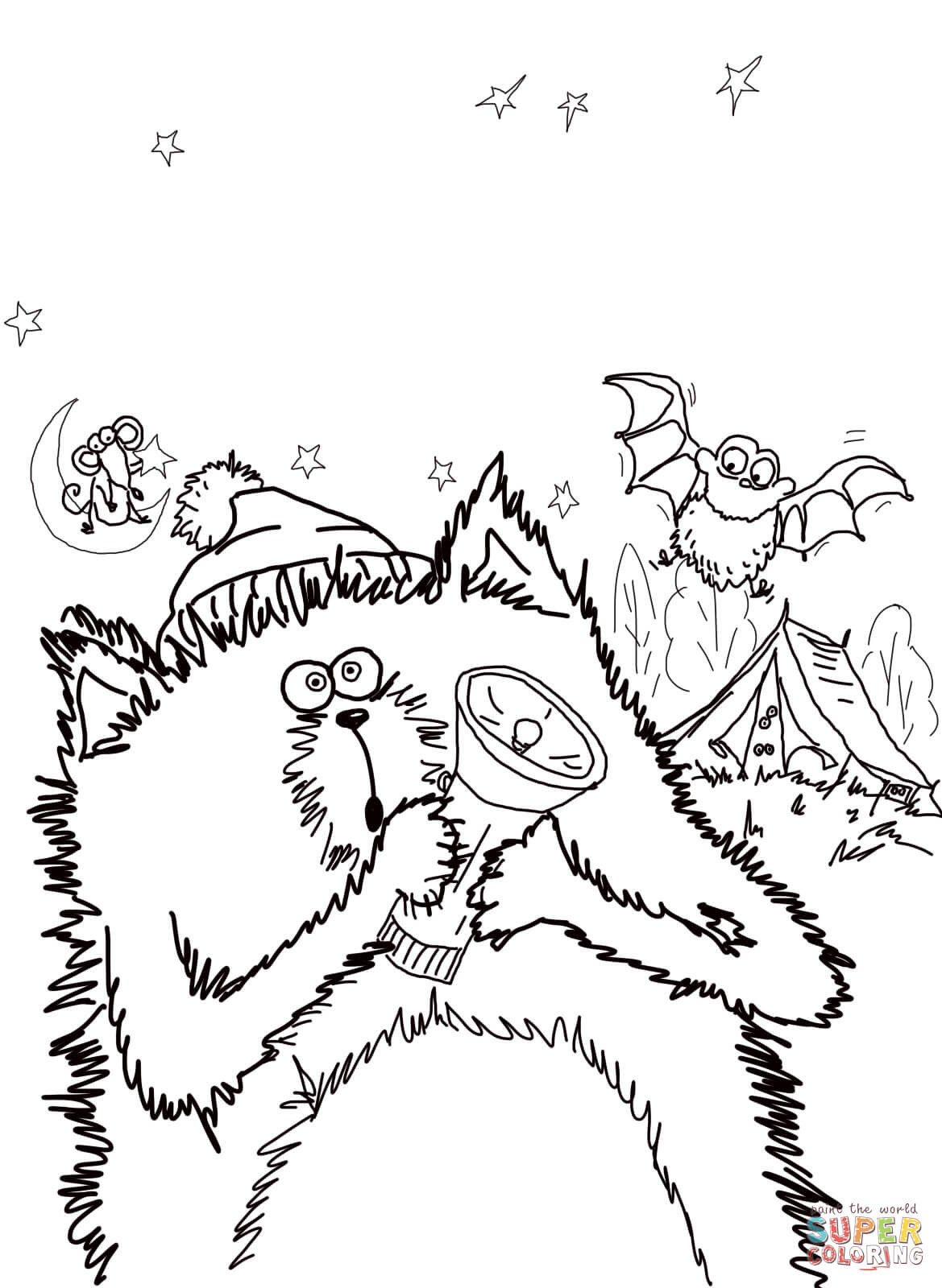 Henry And Mudge Coloring Pages At Getdrawings