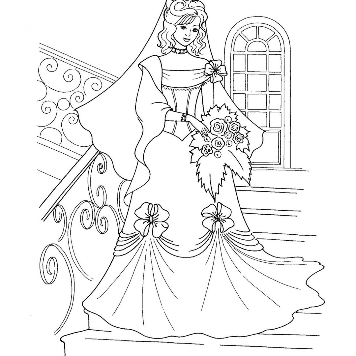 Hogwarts Castle Coloring Page At Getdrawings