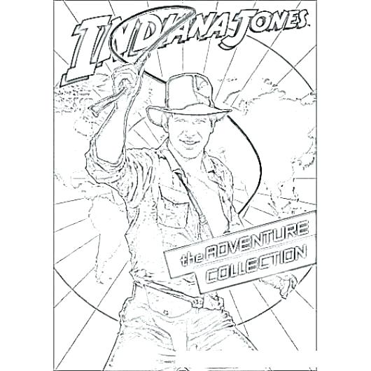 indiana jones coloring pages at getdrawings  free download