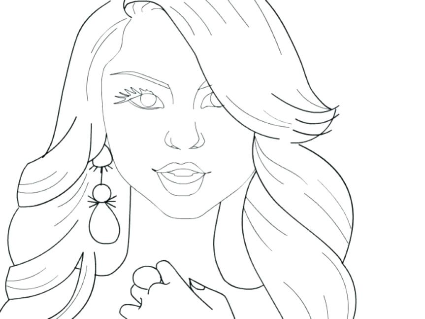 The best free Victorious coloring page images. Download