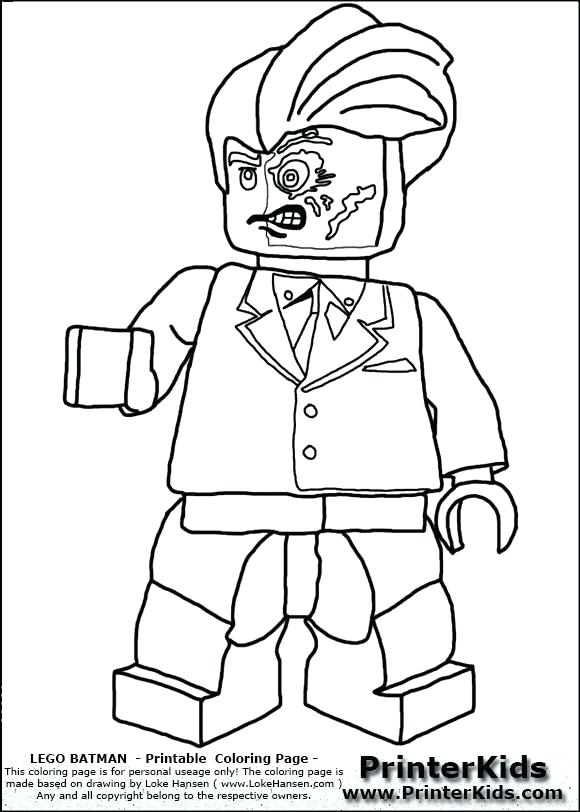 lego superman coloring pages # 72