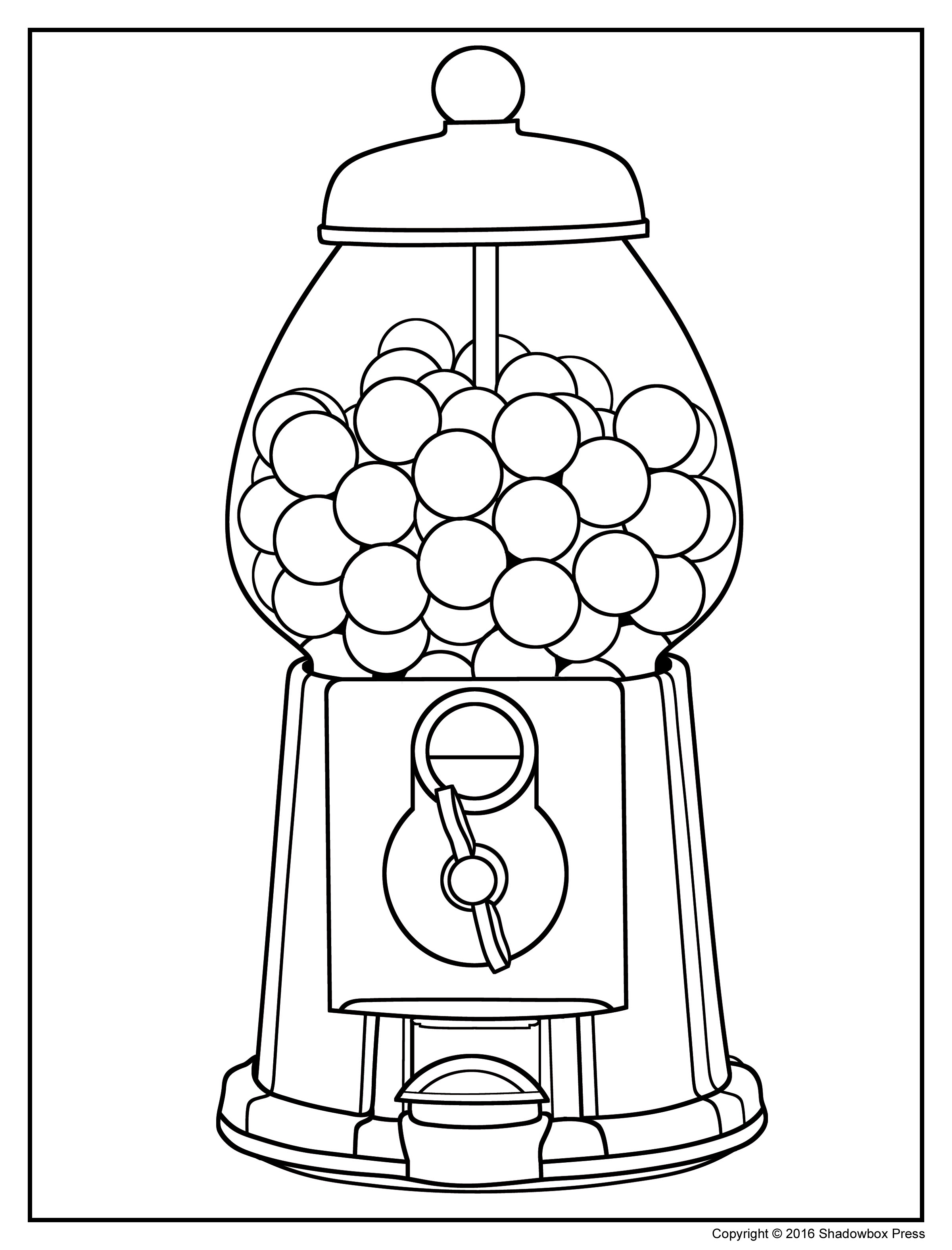 Machine Coloring Pages At Getdrawings